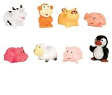 Elegant Baby Animal Party Squirties