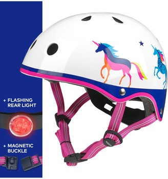 Micro Scooter Unicorn Safety Helmet, Small