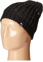 Tommy Hilfiger Chunky Beaded Beanie