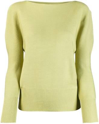 Issey Miyake 132 5. knitted sweatshirt