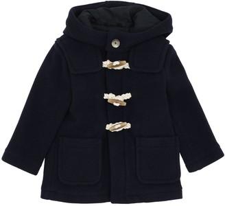 Il Gufo Wool Blend Felt Coat