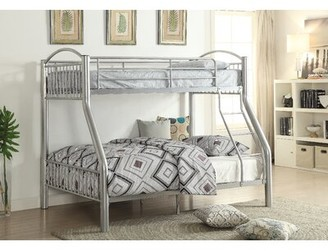 Pharr Twin Over Full Bunk Bed Zoomie Kids