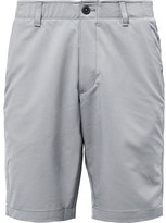 Under Armour Matchplay Shell Golf Shorts - Gray