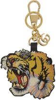 Gucci Multicolor Tiger Keychain