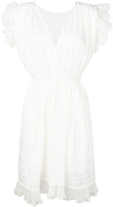Isabel Marant Ruffle Detail Dress