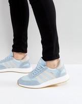 adidas Iniki Runner In Blue BB2099