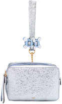 Anya Hindmarch 'Stack' clutch - women - Calf Leather - One Size