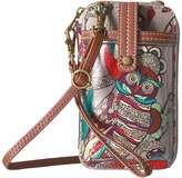 Sakroots Artist Circle Smartphone Wristlet Wristlet Handbags