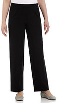 Eileen Fisher Plus Crepe Straight Pants