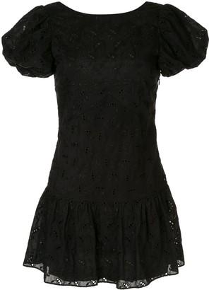 Elodie K Sir. mini dress