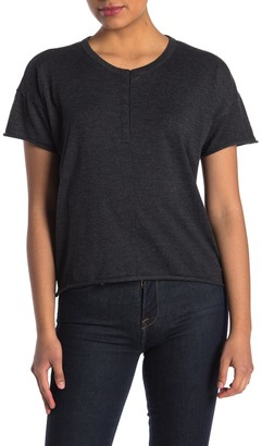 n:philanthropy Elsie Crew Neck Short Sleeve Sweater