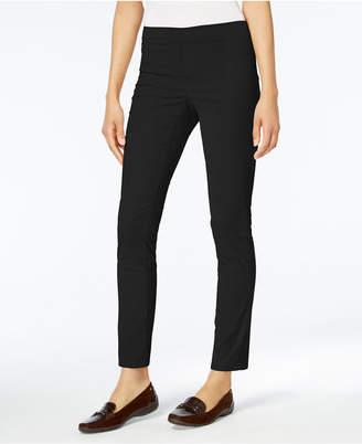 Karen Scott Corduroy Pull-On Pants