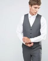Farah Skinny Houndstooth Vest