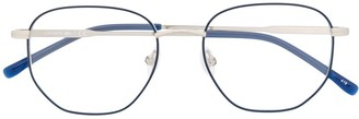 Lacoste Hexagon Shape Glasses