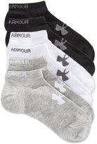 Under Armour Women's 6-Pk. Liner No Show Socks