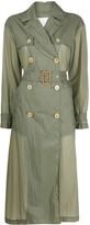 MACKINTOSH Fintry lightweight trench coat