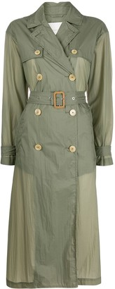 MACKINTOSH Fintry lightweight trench coat