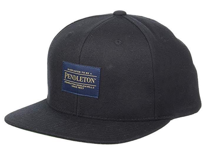 Pendleton Logo Flat Brim Cap