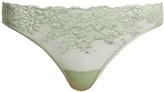 La Perla Azalea lace thong