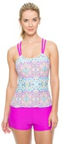 Next Wellness Retreat Shirr Tankini
