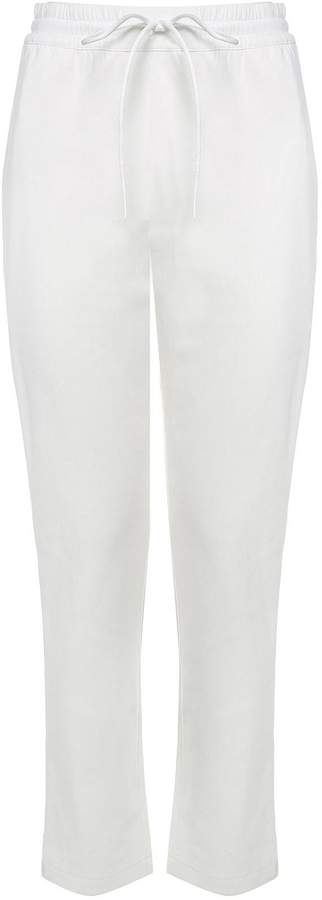 Y-3 Tonal-logo Cotton-blend Track Pants