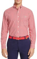 Vineyard Vines Fireside Gingham Tucker Slim Fit Button-Down Shirt