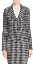 St. John Women's 'Anissa' Houndstooth Knit Jacket