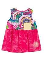 Desigual Baby-Girls Maricarmen Dress,6-9 Months (Manufacturer Size:6)