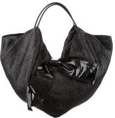 Valentino Lasercut Nuage Bow Bag