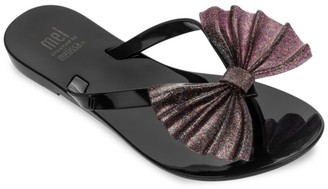 Mini Melissa Baby's, Little Girl's & Girl's Harmonic Bow VI Sandals