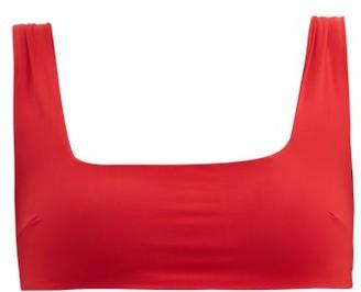 Haight Manu Bikini Top - Red