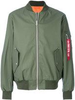 Stutterheim bomber jacket