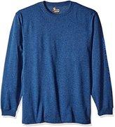 Carhartt Men's Big & Tall Signature Sleeve Logo Long Sleeve T-Shirt Original Fit K231