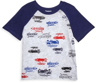 Splendid Little Boy's Car-Print T-Shirt