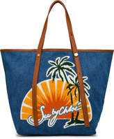See by Chloé Sunset Denim Tote