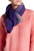 Sofia Cashmere Cashmere Dip Dye Infinity Scarf