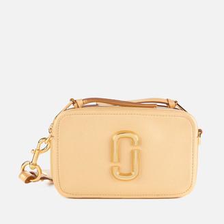 Marc Jacobs Women's The Softshot 21 Cross Body Bag - Gold