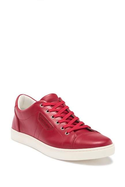 Dolce & Gabbana Leather Sneaker