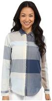 Lucky Brand Large Plaid Shirt