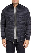 Woolrich Men's Rich Down Shirt Jacket