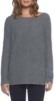 BB Dakota Basic Crew Neck Cable Knit Sweater