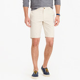 "J.Crew 10.5"" Short In Seeded Cotton"