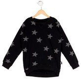 Nununu Boys' Pullover Star Sweater