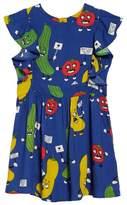 Mini Rodini Veggie Ruffle Dress