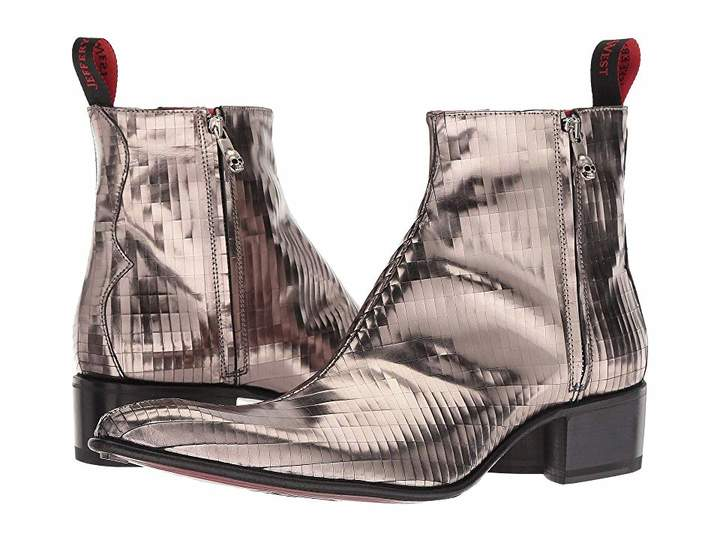 Jeffery West Rochester Studio 54 Zip Boot