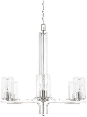 Capital Lighting Fixture Company 6 Light Chandelier