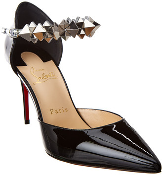 Christian Louboutin Planet Chic 85 Leather Pump