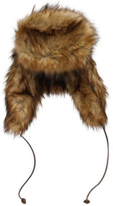 DSQUARED2 Faux Fur Hat