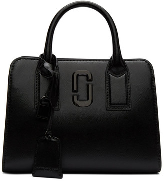 Marc Jacobs Black Little Big Shot Bag