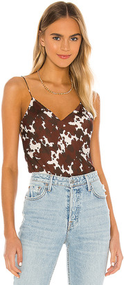 CAMI NYC The Raine Georgette Cami